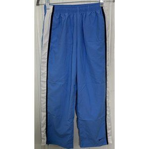 Nike Pants Blue Mid Rise Pull On Cropped Pants S